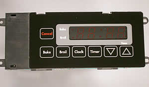 Gas and Electric Range Control
